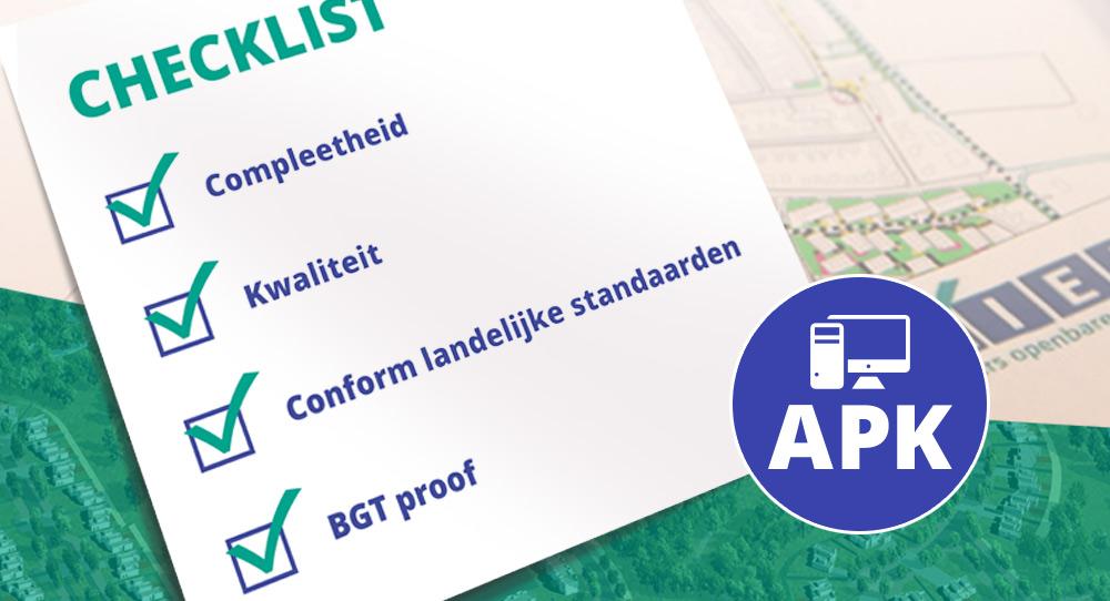 APK checklist Proviel BV