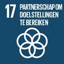 SDG 17 Partnerschap om doelstellingen te bereiken